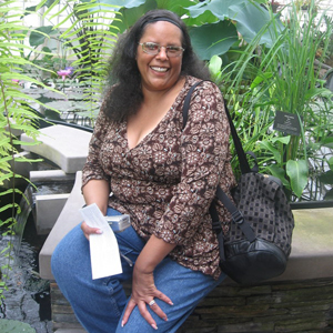 Marie Lee in 2007, before her weight loss journey.