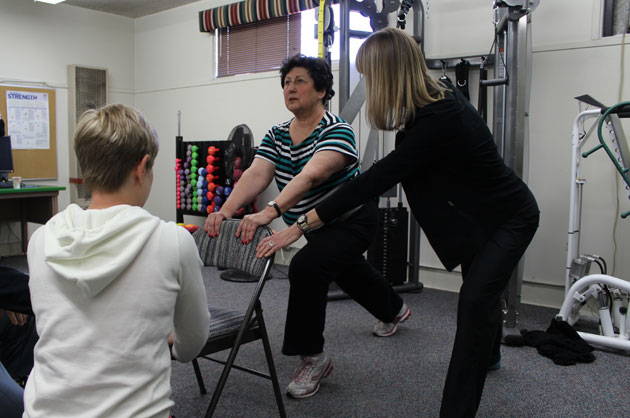Exercise as Medicine for Parkinson's Patients
