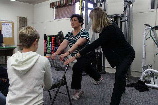 Exercise as Medicine for Parkinson's Patients