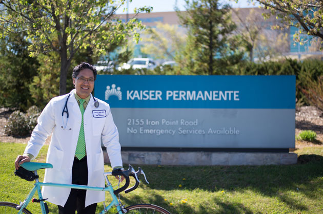 One Doctor Turns to Cycling for Exercise and Spiritual Rejuvenation