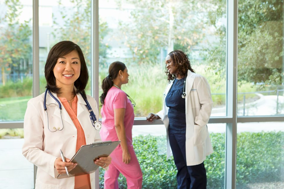 Kaiser Permanente among Healthiest Employers in Bay Area