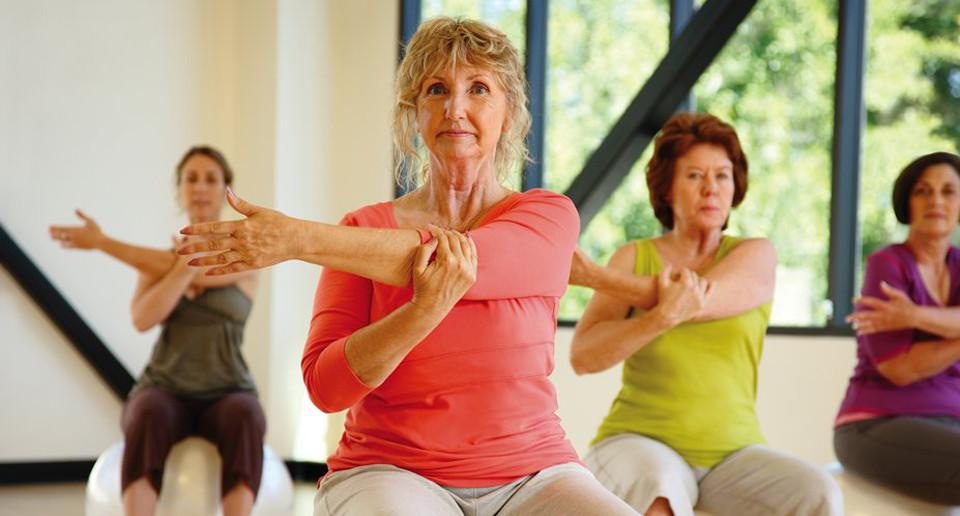 Thriving through Menopause