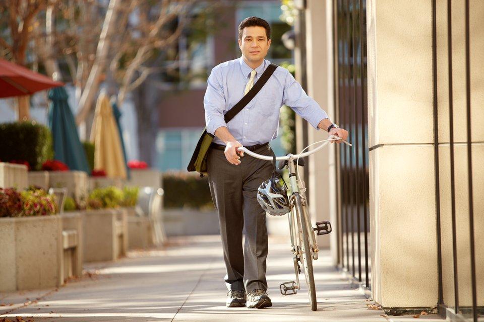 Commute to Work in an Alternative Way