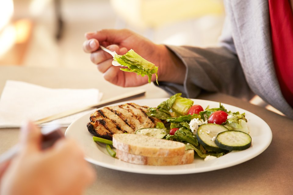 Nourish: Eat Healthier