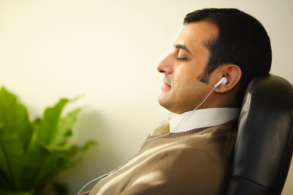 Relax: Manage Stress