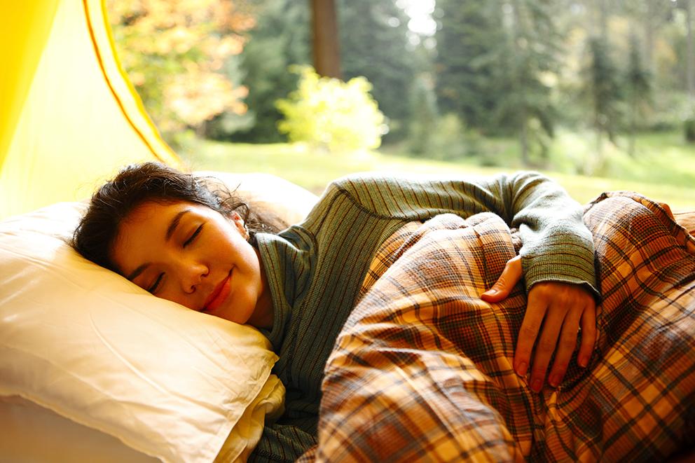 Better Zzzs: Sleep Linked to Teen Health